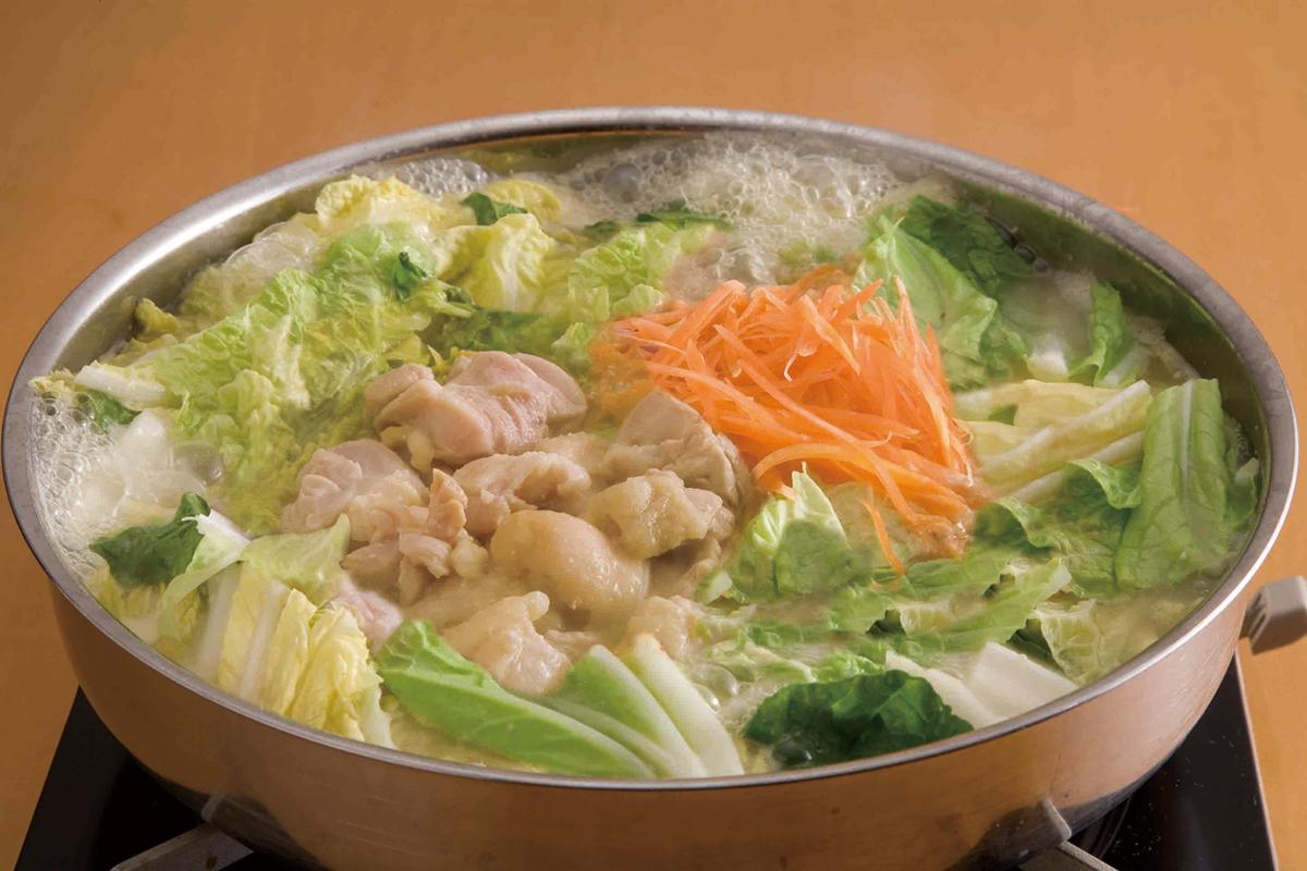 とり野菜みそ鍋