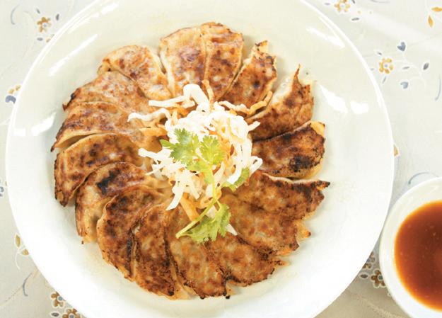 味噌風餃子