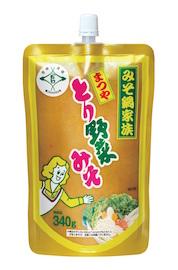 とり野菜みそスパウトパック(340g)